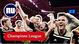 'Ajax zet de voetbalwereld op zijn kop' | Nabeschouwing Juventus - Ajax kwartfinale