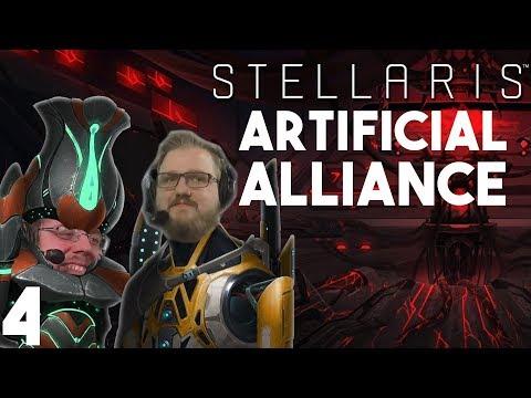 Artificial Alliance #4 - Stellaris: Synthetic Dawn