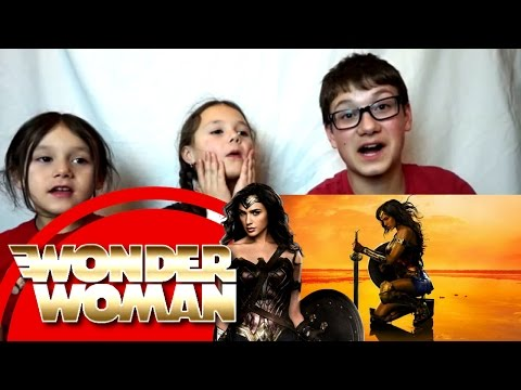 WONDER WOMAN Official Trailer #3 Origins Reaction!!! SO STOKED!!!