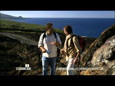 La Réunion; dans les entrailles du volcan - C'est pas sorcier