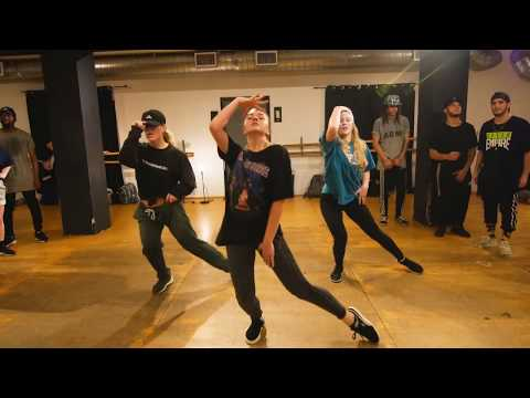 112  Peaches and Cream  @antoinetroupe Choreography  KreativMndz Dance Academy