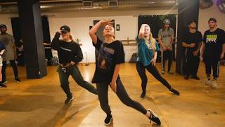 112 - Peaches and Cream | @antoinetroupe Choreography | KreativMndz Dance Academy