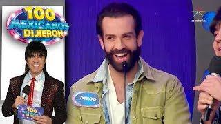 Diego de Erice ¿actor o albañil?| 100 Mexicanos dijieron