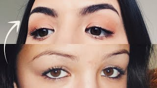 HOW TO GROW THICKER EYEBROWS NATURALLY & FAST