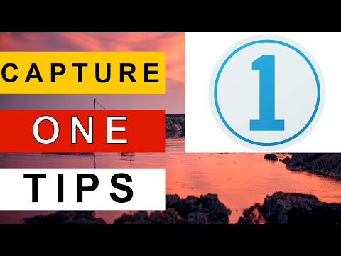 Capture One 11 Tutorial For Beginners Capture One 11 Basics