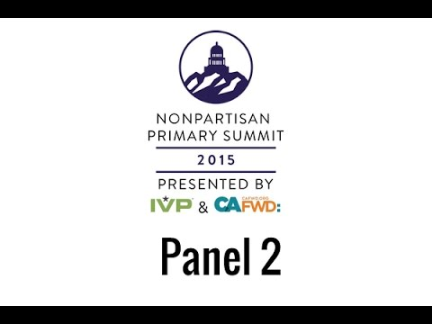 The Future of Nonpartisan Reform - Nonpartisan Primary Summit Panel 2