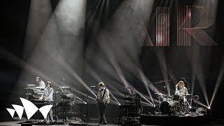 """AIR - """"La Femme d'Argent"""" at Vivid LIVE 2017, Sydney Opera House"""