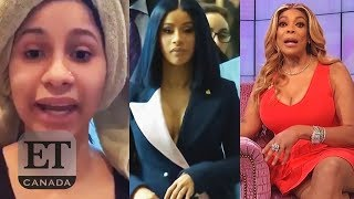 Wendy Williams Knocks Cardi B's Court Outfits