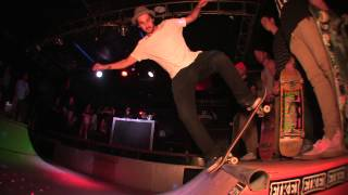 Party d'ouverture au Repaire | Tournée Technical Skateboards 2015
