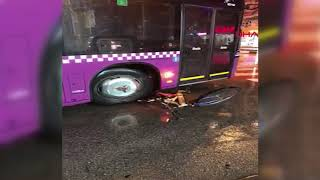 Halk otobüsü şoföründen şaşkınlık veren intikam