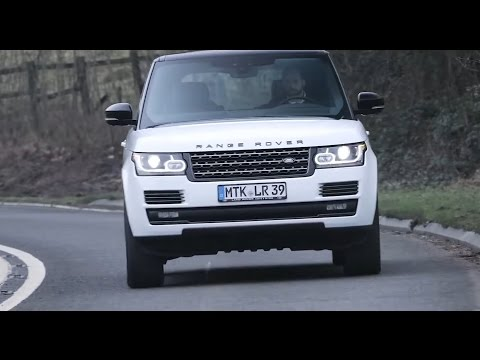 Range Rover SV Autobiography Dynamic by Special Vehicle Operations