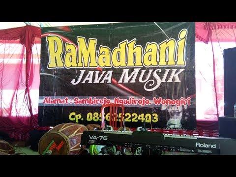 Live Streaming CS RAMADHANI//CITRA ABADI MULTIMEDIA//B-LINK JAYA SOUND