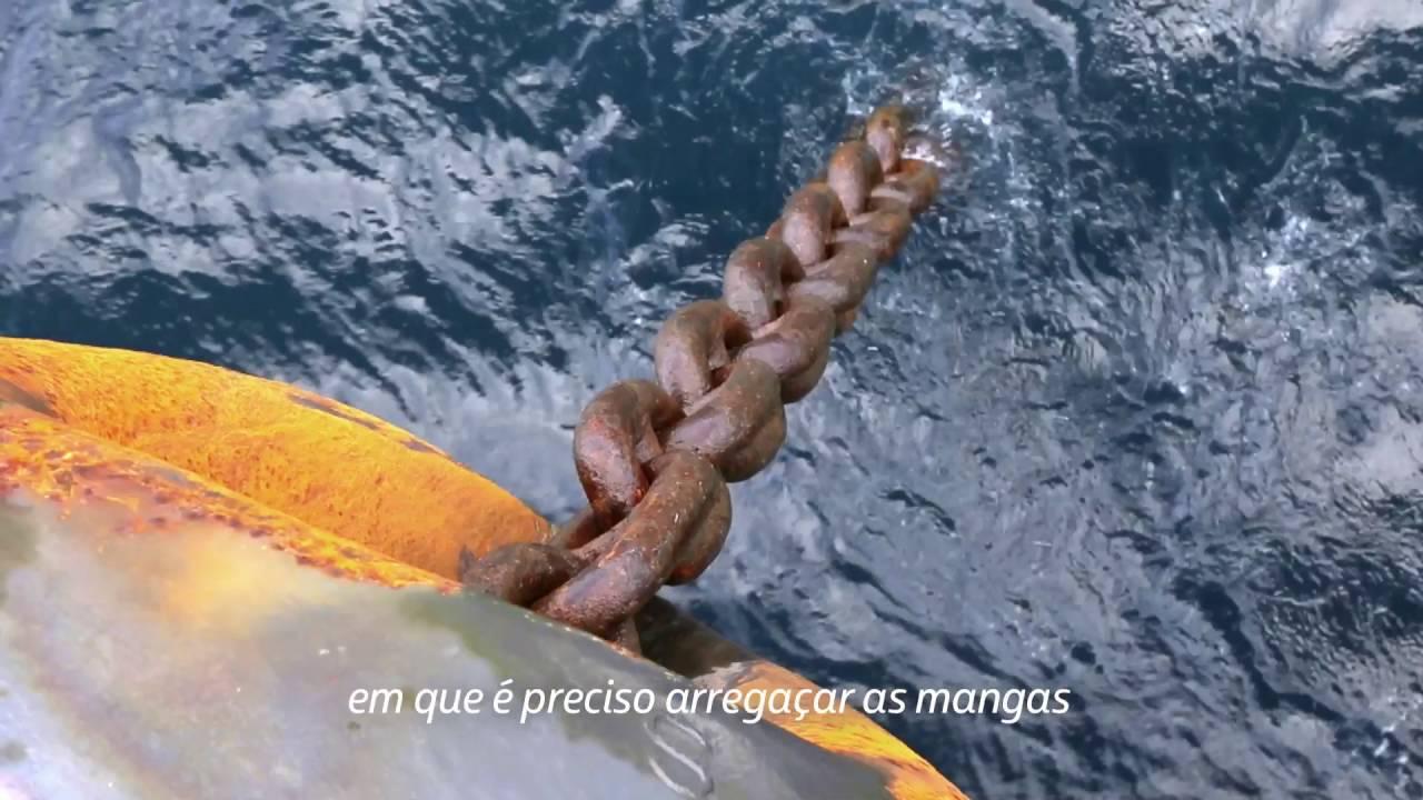 Mar Calmo Nunca Fez Bom Marinheiro Daquiprafrente Youtube