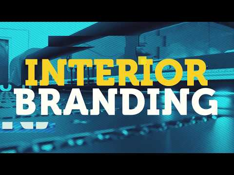 Universal Graphics - Interior Branding