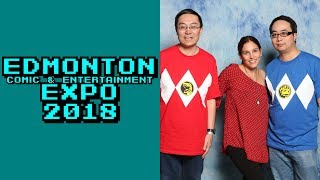 Vlog: Edmonton Expo 2018 - AMY JO JOHNSON!