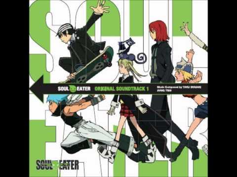 D e a t h C i t y - Soul Eater OST 1