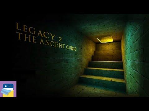 Legacy 2 - The Ancient Curse: iOS iPad Gameplay Walkthrough Part 1 (by David Adrian)