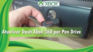 🔸 Como atualizar seu Xbox 360 ⁞ via Pen Drive ( PT - BR )