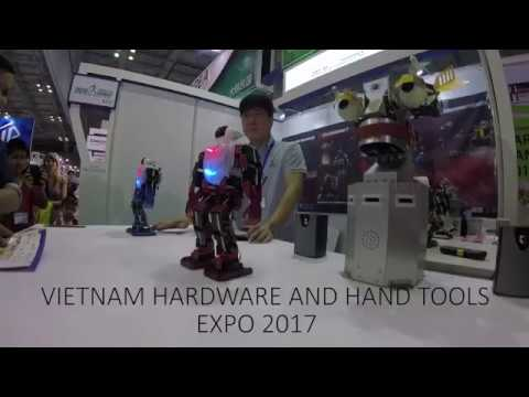Vietnam hardware and hand tools EXPO 2017