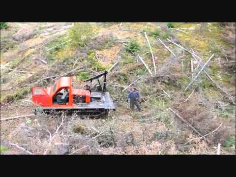 Forestry Mulcher For Sale >> Bombardier Muskeg | Doovi