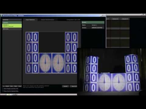Projection Mapping Tutorial (5) Castle Reactor