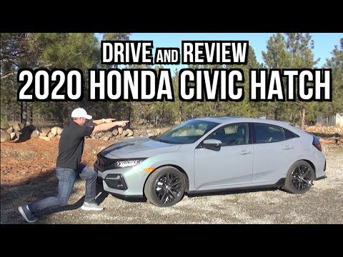 New Drive & Review: 2020 Honda Civic Hatch on Everyman Driver