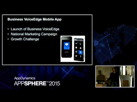 AppSphere 15 - AppDynamics & Product Engineering at Comcast