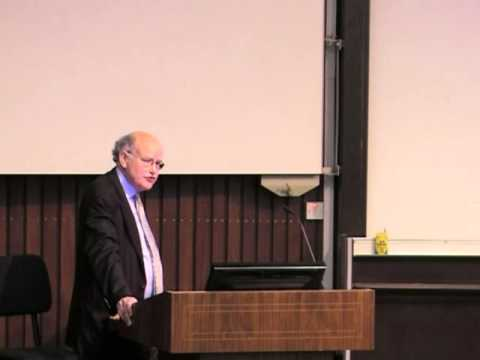 Law and the Environment Conference 2009 - Charles George