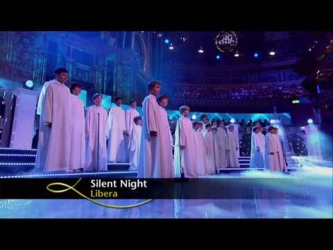 Libera - Silent Night (BBC Songs of Praise Big Sing Carols 2013)
