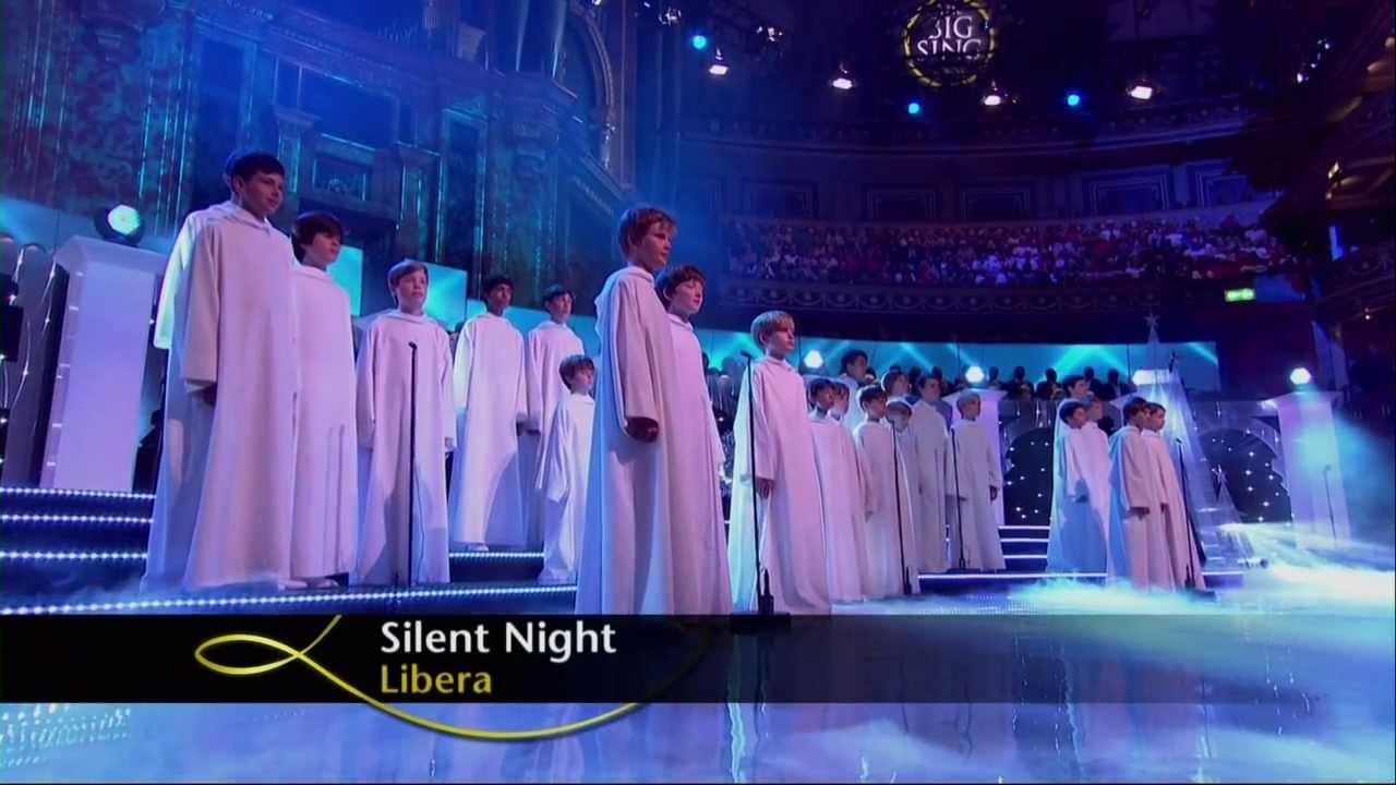 Libera - Silent Night (BBC Songs of Praise Big Sing Carols