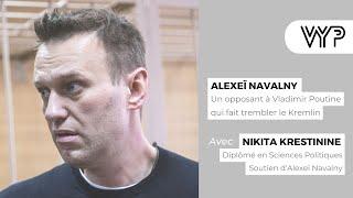 VYP avec Nikita Krestinine, soutien du militant russe Alexeï Navalny