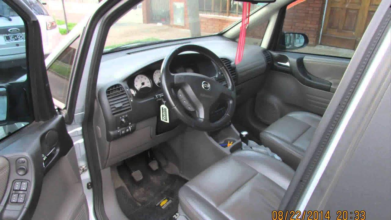 Chevrolet Zafira 2 0 16v Youtube