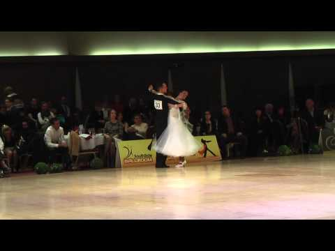 WDSF World Open Standard | Final Solo Tango | Crystal Palace Cup 2013