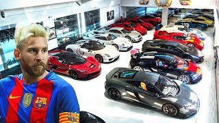 Lionel Messi's Car Collections ★ 2018