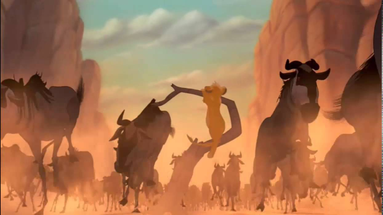 The Lion King Legacy Collection Simba It S To Die For