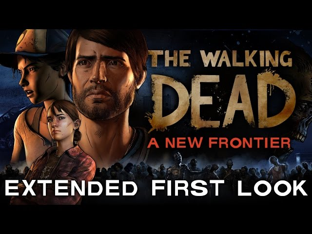 The Walking Dead - The Telltale Series: A New Frontier Video 2