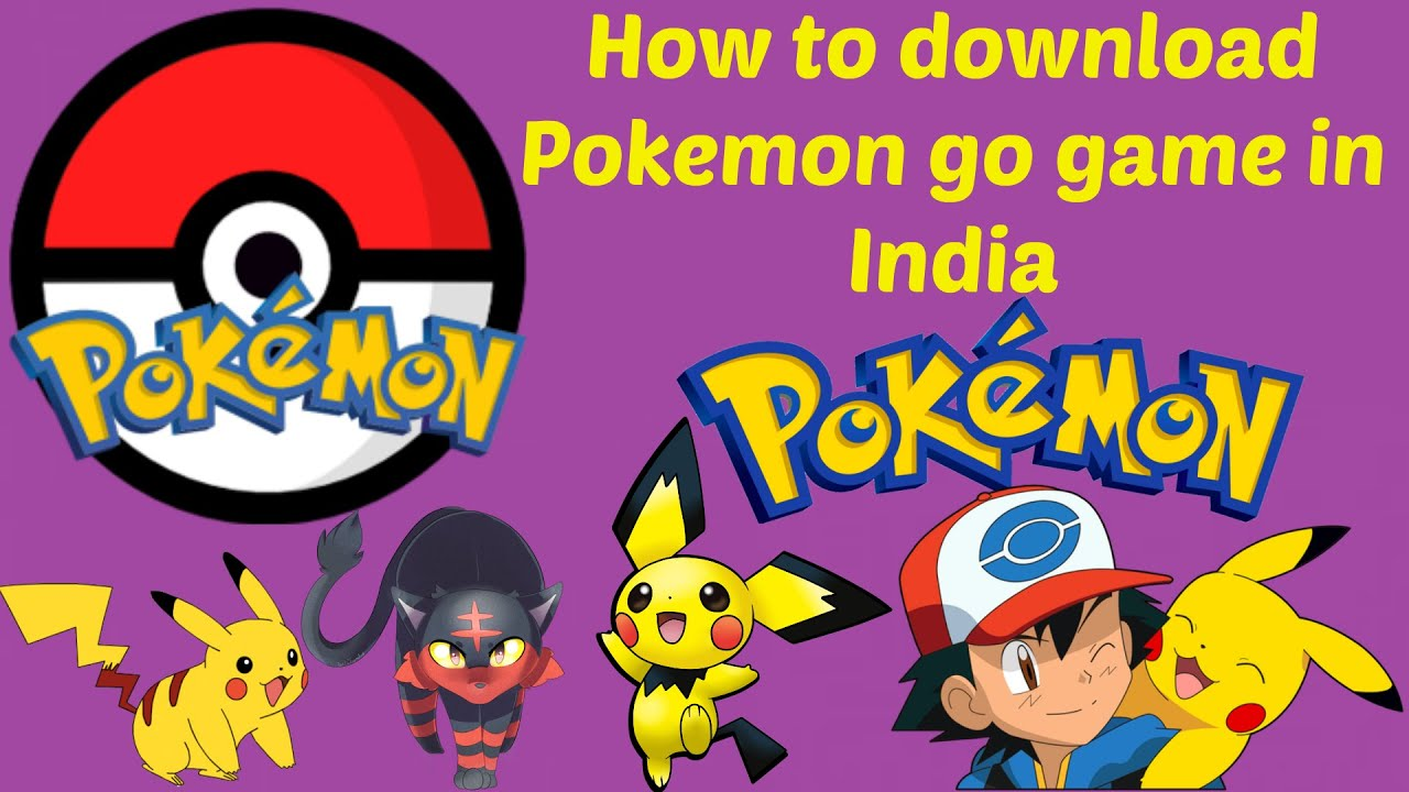 Pok�mon Go  How To Download And Play In India In Hindi