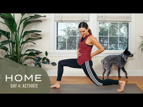 Home - Day 4 - Activate | 30 Days of Yoga With Adriene