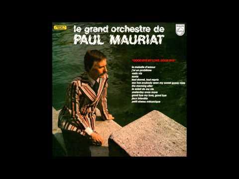 Paul mauriat goodbye my love goodbye