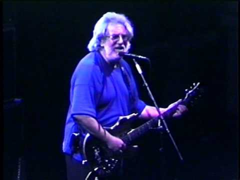 """Grateful Dead """"Althea"""" January 25, 1993 Oakland Coliseum Oakland, CA"""