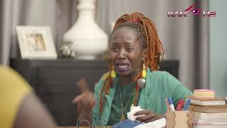 Kansiime the psychiatrist. African Comedy - Kansiime Anne