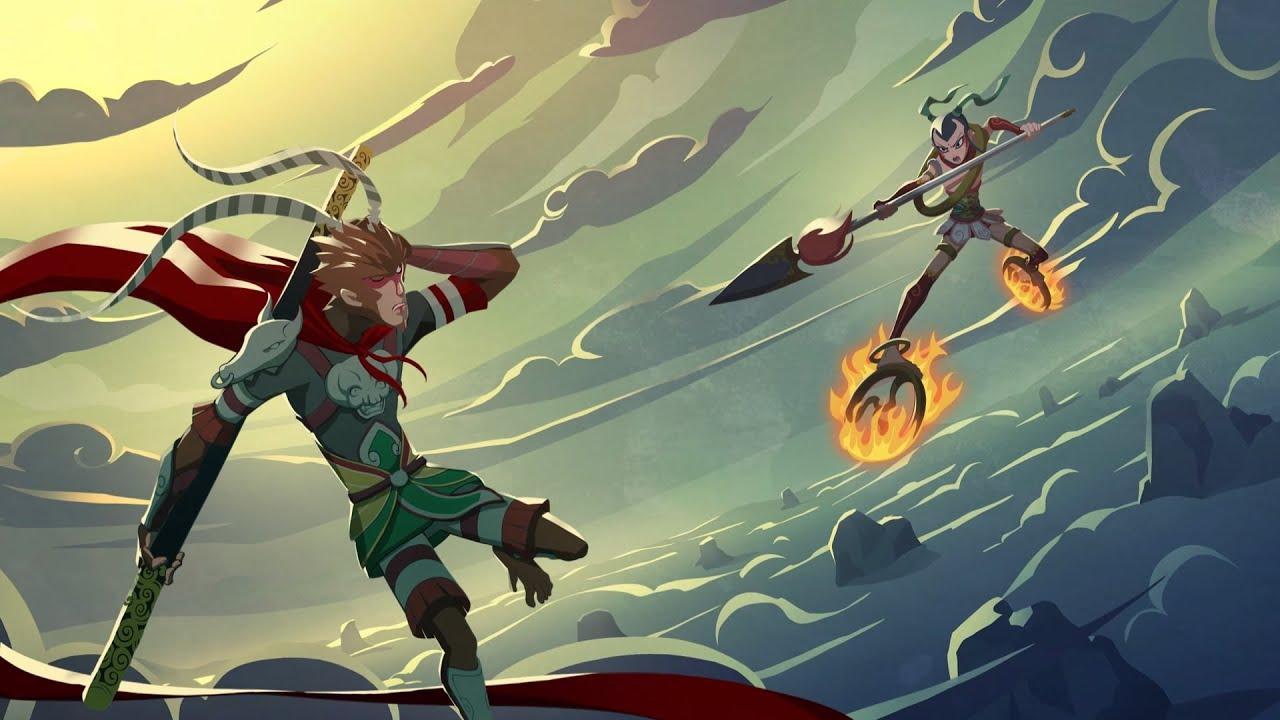 Download MONKEY KING: HERO IS BACK - IMPROVED NEZHA FIGHT