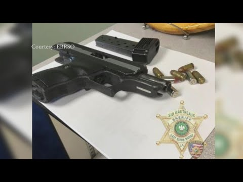 Gun found in 7th Graders book bag at Capitol Middle School