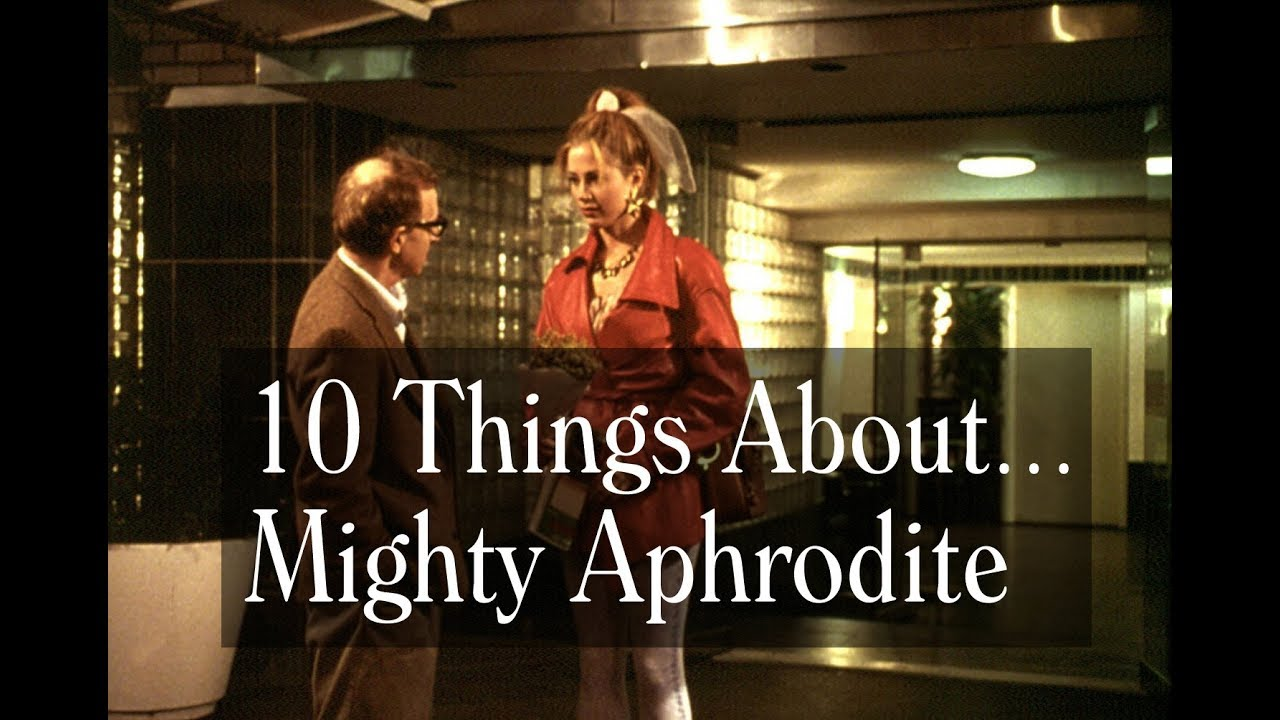 10 Things About Mighty Aphrodite (1995) - Mira Sorvino ...