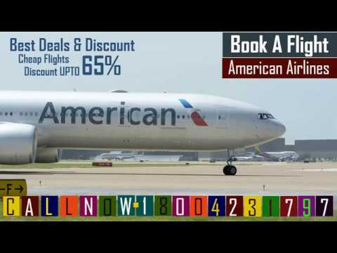 American Airlines Reservations Number 1 800 423 1797 Official Site