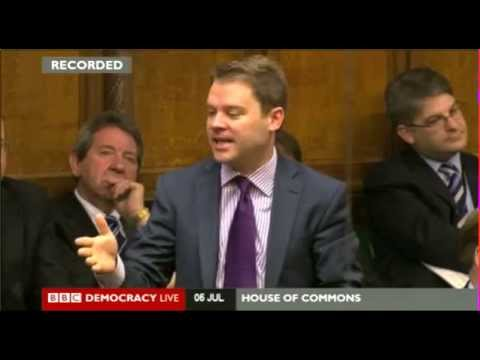 Aidan speaks in EU Referendum Bill debate