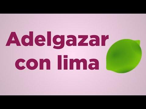 Adelgazar Con Lima: Cómo Consumir Las Limas Para Bajar De Peso