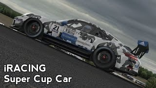 iRacing : The Pretty Super Cup Car (911 GT3 Cup First Encounters)