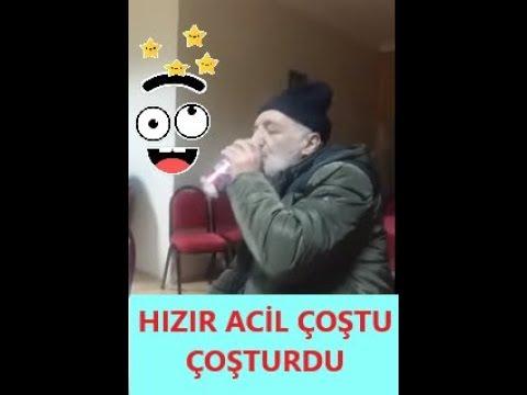 Hızır Acil Alkolü Fazla Kaçırdı, Pokyiyen- Komik Altyazılı- 2018