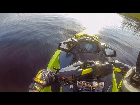 2018 Sea Doo RXP-X 300 Hits 76MPH & On The...